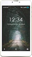 Планшет Ginzzu GT-7110 8GB LTE (золото) -