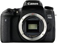 Зеркальный фотоаппарат Canon EOS 760D Body -
