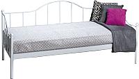 Односпальная кровать Signal Dover (белый) -