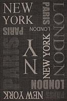 Ковер Devos Caby Magnat 20224 (120x170, Нью-Йорк/графит) -