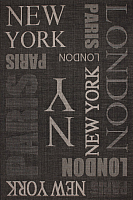 Ковер Devos Caby Magnat 20224 (160x230, Нью-Йорк/графит) -