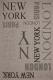 Ковер Devos Caby Magnat 20224 (120x170, Нью-Йорк/серебро) -