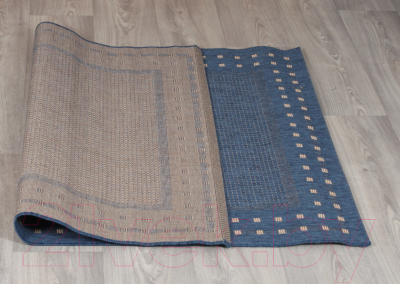 Циновка Balta Fondo 4840/033 (160x230, синий)