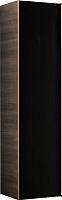 Шкаф-пенал для ванной Keramag Citterio 835111 (темный дуб) -