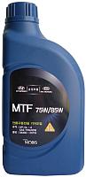 Трансмиссионное масло Hyundai/KIA Mobis MTF 75W/85W / 04300-00110 (1л) -