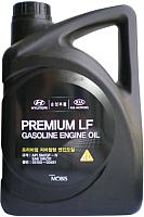 Моторное масло Hyundai/KIA Mobis Premium LF Gasoline 5W20 / 05100-00451 (4л) -