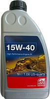 Моторное масло Febi SAE 15W40 / 32925 (1л) -