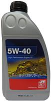 Моторное масло Febi SAE 5W40 / 32936 (1л) -