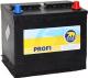 Автомобильный аккумулятор Baren Profi 7903569 (95 А/ч) -