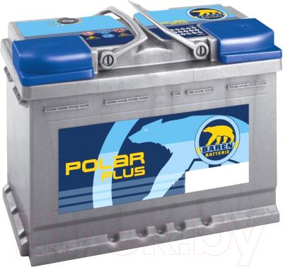 Автомобильный аккумулятор Baren Polar Plus 7904147 (80 А/ч)