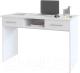 Письменный стол Сокол-Мебель КСТ-107.1 (белый) -