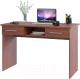 Письменный стол Сокол-Мебель КСТ-107.1 (испанский орех) -