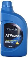 Трансмиссионное масло Hyundai/KIA ATF Matic-J Red-1 / 0450000140 (1л) -