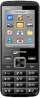 Мобильный телефон Micromax X704 (черный) -
