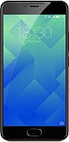 Смартфон Meizu M5 16Gb (M611H, черный) -