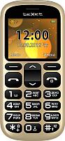 Мобильный телефон TeXet TM-B306 (золото) -