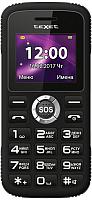 Мобильный телефон TeXet TM-B219 (черный) -