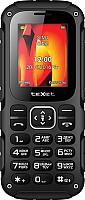 Мобильный телефон TeXet TM-504R (черный/красный) -