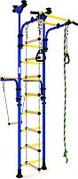 Детский спортивный комплекс Romana Олимпиец 1 ДСКМ-2-8.06.Т1.490.01-22 (синий/желтый) -