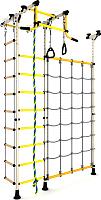 Детский спортивный комплекс Romana R3 ДСКМ-3-8.06.Т.490.01-65 (белый антик/золото) -