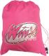 Сумка для обуви Ма-Дивия Ч010 (Winks на розовом фоне) -