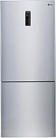 Холодильник с морозильником LG GC-B559PMBZ -
