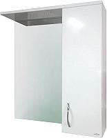 Шкаф с зеркалом для ванной Cersanit Erica F-LS-ERN60 -
