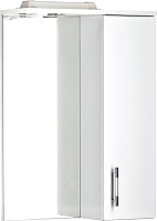 Шкаф с зеркалом для ванной Cersanit Erica F-LS-ERN60-Os -