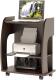 Компьютерный стол Сокол-Мебель КСТ-103 (венге) -
