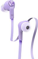 Наушники-гарнитура Xiaomi MI Piston Youth / ZBW4357TY (фиолетовый) -