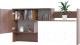 Надстройка для стола Сокол-Мебель КН-14 (испанский орех) -