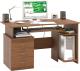 Компьютерный стол Сокол-Мебель КСТ-08.1 (ноче экко) -