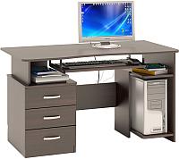 Компьютерный стол Сокол-Мебель КСТ-08.1 (венге) -
