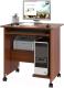 Компьютерный стол Сокол-Мебель КСТ-10.1 (испанский орех) -