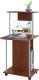 Компьютерный стол Сокол-Мебель КСТ-12 (испанский орех) -