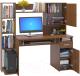 Компьютерный стол Сокол-Мебель КСТ-11.1 (ноче экко) -