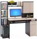 Компьютерный стол Сокол-Мебель КСТ-11.1 (венге/беленый дуб) -