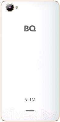 Смартфон BQ Slim BQS-5060 (белый)