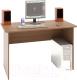 Письменный стол Сокол-Мебель СПМ-02.1 (ноче экко) -