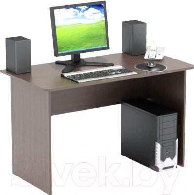 Письменный стол Сокол-Мебель СПМ-02.1 (венге)