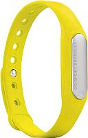 Фитнес-трекер BQ BQ-W009 (желтый) -