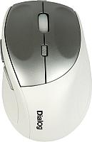 Мышь Dialog Katana MOK-18U (белый) -