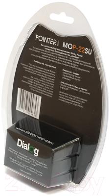 Мышь Dialog Pointer MOP-22SU