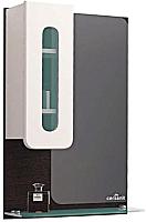Шкаф с зеркалом для ванной Cersanit Piano N-LU-PIA -