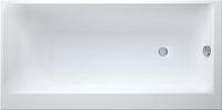 Ванна акриловая Cersanit Smart 160x80 / P-WP-SMARTx160-RNL (без ножек) -