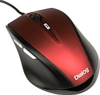 Мышь Dialog Katana MOK-17U (красный) -