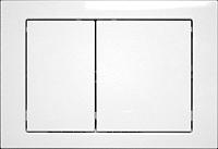 Кнопка для инсталляции Cersanit Link M05 белый / P-BU-M05/Bi -