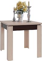 Обеденный стол Сокол-Мебель СО-2 (венге/беленый дуб) -