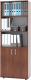 Шкаф Сокол-Мебель ШУ-21 (испанский орех) -