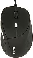 Мышь Dialog Katana MOK-18U (черный) -